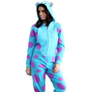 Other - Women's Sulley Pajama Costume Women's